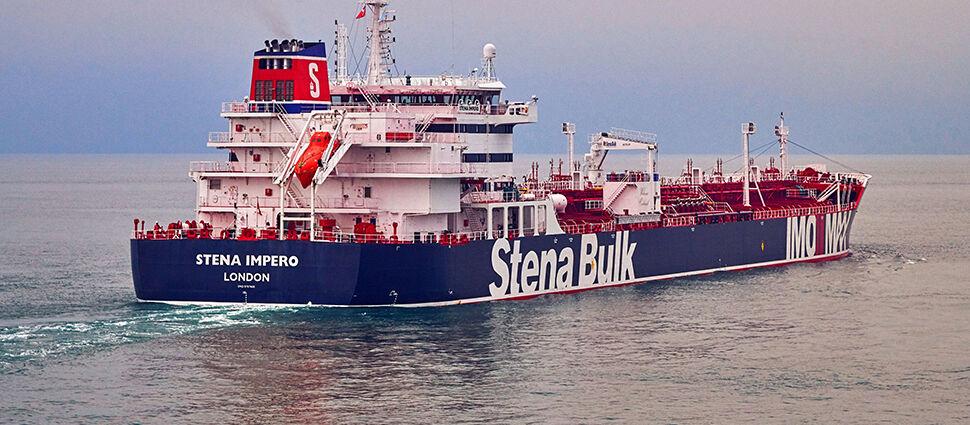 Irańczycy: przejęliśmy brytyjski tankowiec