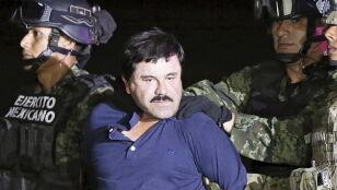 Najpotężniejszy baron narkotykowy świata resztę życia ma spędzić w więzieniu