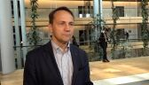 Sikorski: nie da się rządzić w europarlamencie tak jak w polskim Sejmie