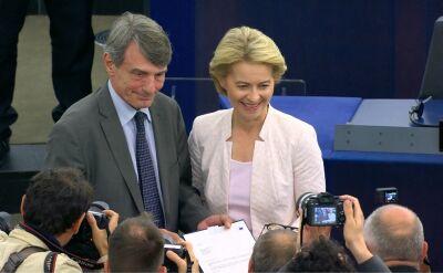 Ursula von der Leyen wybrana na nową szefową Komisji Europejskiej