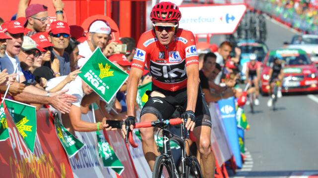 Triumfator Vuelty na dopingu. Froome odzyskał tytuł po ośmiu latach