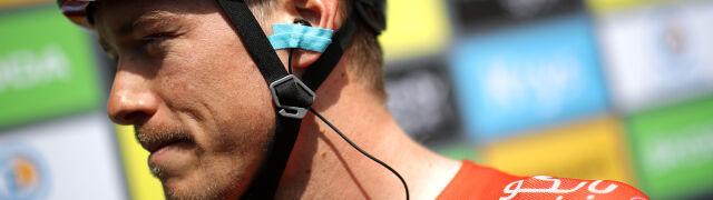 Faworyt czasówki w tajemniczych okolicznościach wycofał się z Tour de France