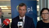 Halicki: złych nawyków z Polski nie warto przynosić do europarlamentu