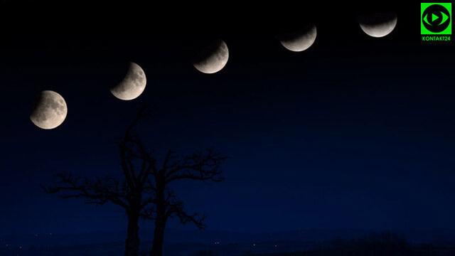 Pełnia i częściowe zaćmienie Księżyca. Pokazaliście, jakie były piękne