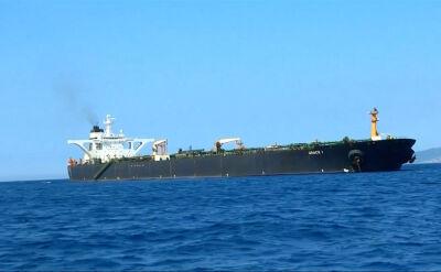 Zatrzymanie irańskiego tankowca Grace 1 na Gibraltarze