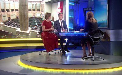 Mucha: obowiązkiem Szydło było pójść do niepełnosprawnych w Sejmie