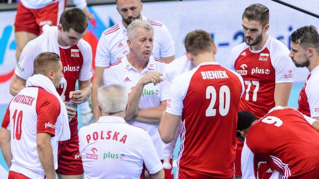 """Trener Polaków wskazał przyczyny porażki z Brazylią. """"Tym meczu nie można wygrać"""""""