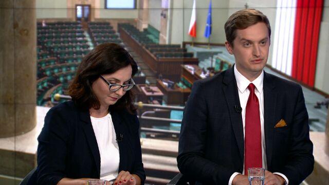 Wiceminister sprawiedliwości o niewykonaniu wyroku sądu przez kancelarię Sejmu