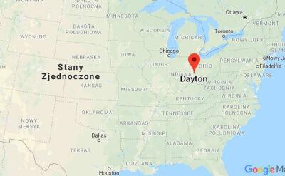 Do strzelaniny doszło w Dayton w stanie Ohio
