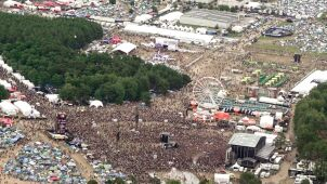 Drugi zgon podczas Pol'and'Rock Festivalu