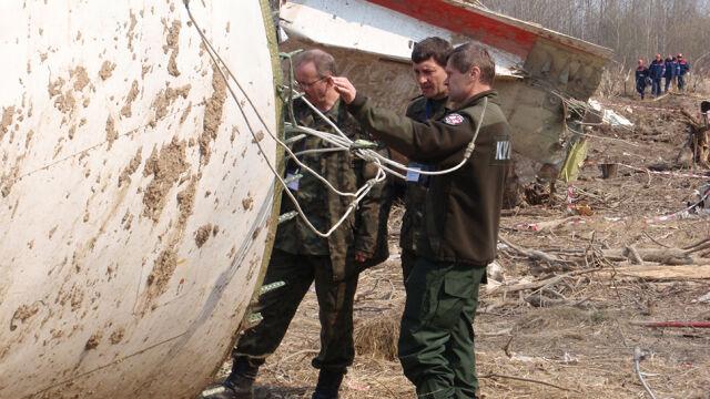 Polacy proszą Rosjan o pomoc w śledztwie smoleńskim. Dziewięć wniosków prokuratury