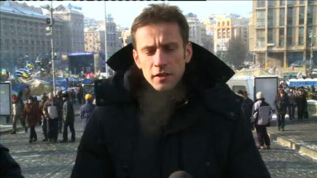 Relacja Pawła Łukasika z Kijowa