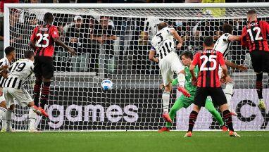 Juventus w strefie spadkowej.