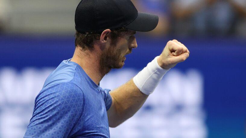 Murray z najlepszym wynikiem od dwóch lat. Już czeka na Hurkacza