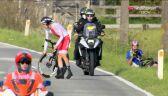 Problemy Gajdulewicza podczas jazdy indywidualnej na czas juniorów w MŚ