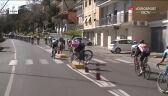 Niebezpieczny upadek Carra na 6. etapie Tirreno – Adriatico