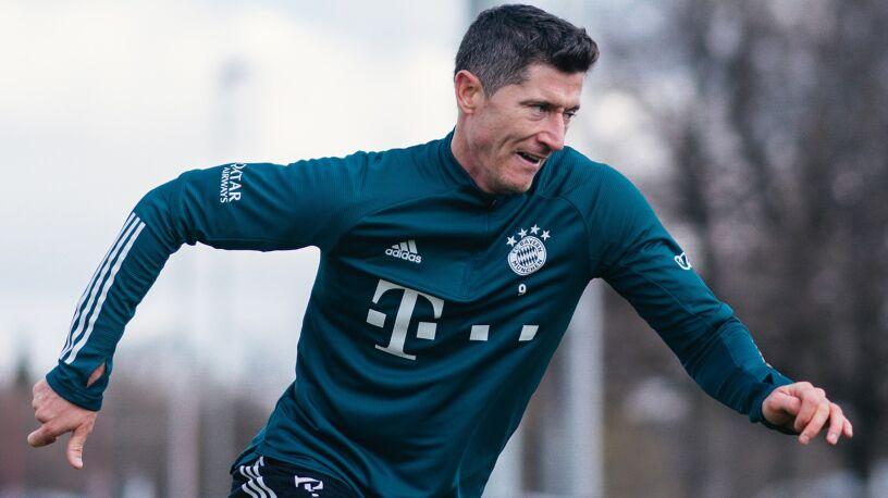Lewandowski przedwcześnie opuścił trening. Jest odpowiedź Bayernu