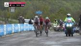 Bouchard wygrał premię górską 2. kategorii na 6. etapie Giro d'Italia