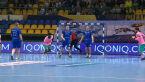 Skrót meczu Mieszkow Brześć – Barcelona w ćwierćfinale Ligi Mistrzów