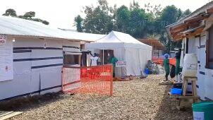 Wirus ebola rozprzestrzenia się na kolejną prowincję Konga