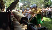 Pięciometrowy sękacz upiekli organizatorzy 10. Święta Sękacza w Żytkiejmach