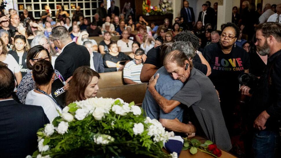 Żona była jego jedyną rodziną. Na jej pogrzeb przyszły tłumy