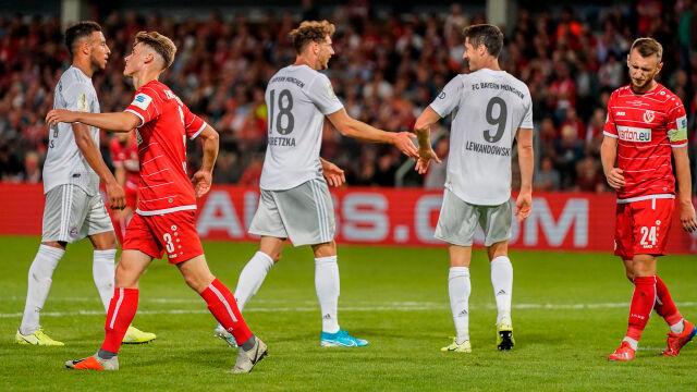 Kto waszym zdaniem strzelił trzeciego gola dla Bayernu?
