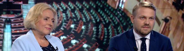 Nowicka: w poniedziałek ogłoszenia dotyczące wspólnej listy opozycji do Senatu