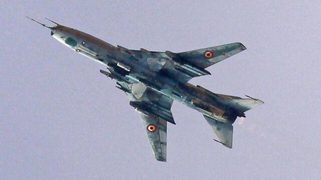 Samolot sił rządowych zestrzelony w Syrii. Przyznali się dżihadyści