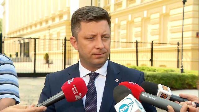 Kancelaria premiera opublikowała wykaz lotów Ewy Kopacz