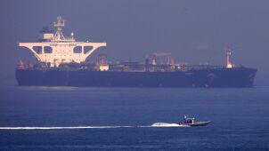 Amerykanie chcieli dalszego zatrzymania tankowca Grace 1. Gibraltar odrzucił wniosek