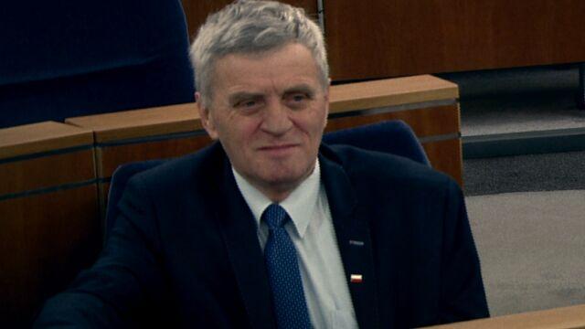 CBA zatrzymało byłego senatora PiS Stanisława Koguta i jego syna