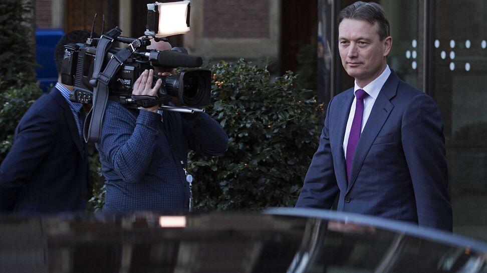 Szef holenderskiej dyplomacji: skłamałem w sprawie spotkania z Putinem