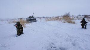 Poroszenko rozmawiał z Putinem.  O Donbasie i katastrofie antonowa