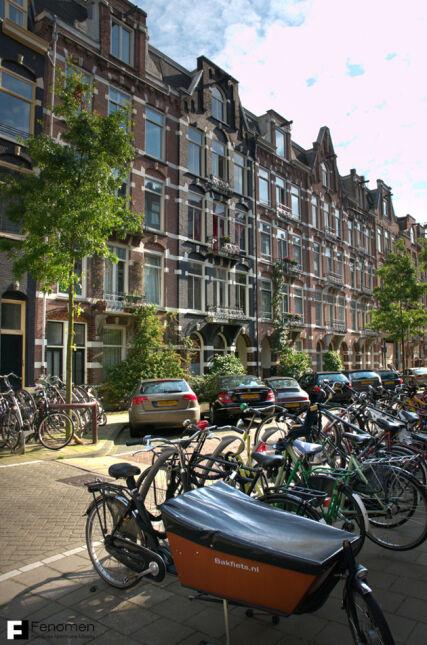 Podwórce są bardzo popularne w Holandii (tu: Amsterdam)