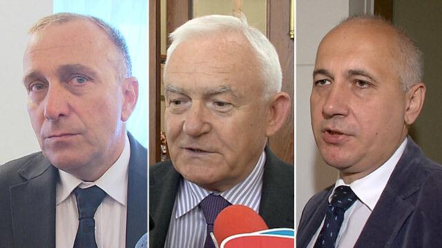 """Tusk szefem RE i jednocześnie PO? """"Trudno to połączyć"""""""