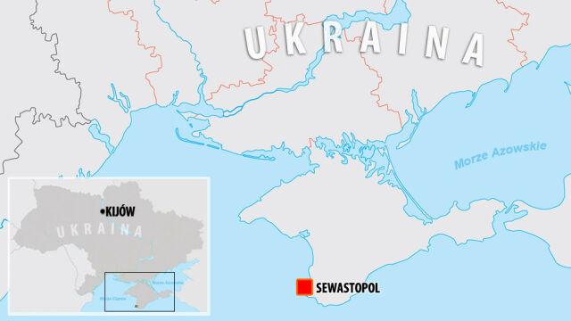 Polskie MSZ zlikwidowało konsulat w Sewastopolu. Po konsultacji z Kijowem
