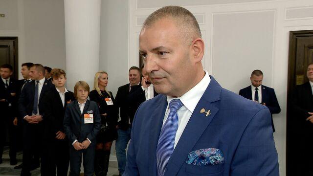 Dowhan: podatki i śmierć są pewne, ale jestem przekonany, że dzisiaj marszałkiem Senatu zostanie Tomasz Grodzki
