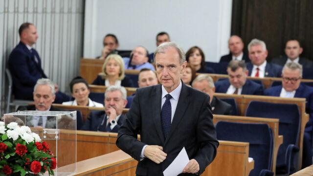 Grodzki kontra Karczewski. Kto marszałkiem Senatu?