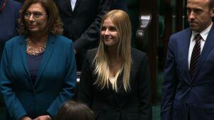 Posłanka Aleksandra Gajewska złożyła ślubowanie. Jako jedyna tego dnia