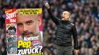 Media: Guardiola na krótkiej liście kandydatów na trenera Bayernu