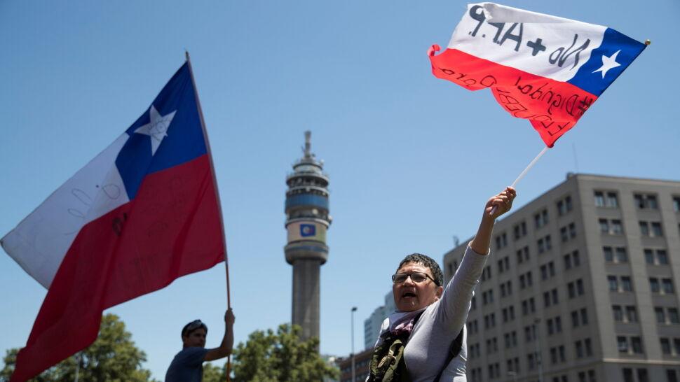Chcą zastąpić konstytucję Pinocheta. Chile szykuje się do referendum