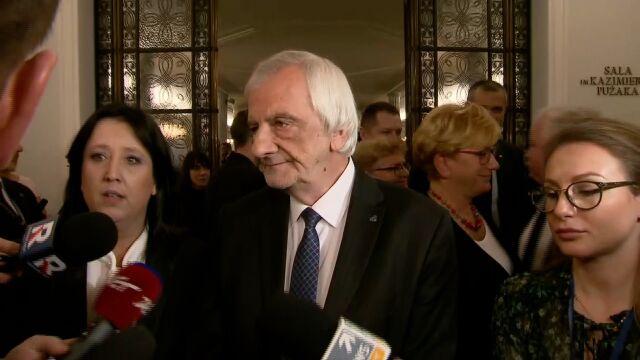 Ryszard Terlecki przewodniczącym klubu parlamentarnego PiS