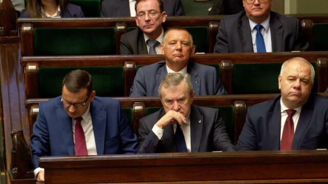 Nowy marszałek Senatu Tomasz Grodzki chciałby komisji w sprawie Mariana Banasia