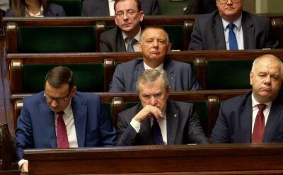 Nowy marszałek Senatu Tomasz Grodzki chciałby komisji w sprawie Banasia