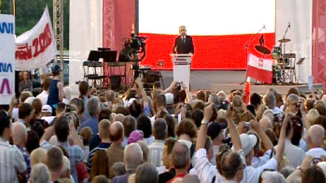 Dyscyplinarka za poparcie Kaczyńskiego
