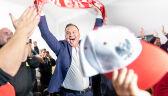 Tak prezydent Duda cieszył się ze zwycięstwa siatkarzy