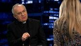 Ks. Kloch o pedofilii: jeśli instytucja kościelna zawiniła, musi płacić