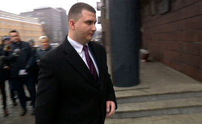 Nocne wejście Misiewicza nielegalne? Sąd uchylił odmowę prokuratury o wszczęciu śledztwa