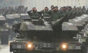 Czołgi PT-91 Twardy, Leopard 2A4 i 2A5